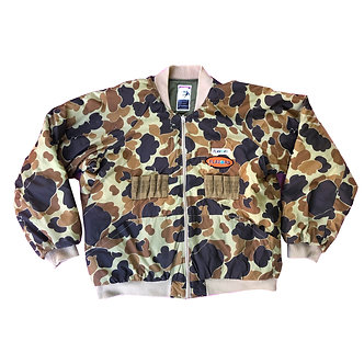 Duck Camo Vintage Hunter Jacket