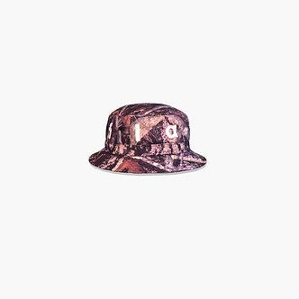 Camo Wrap Around Logo Bucket Hat