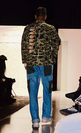 Mill Merch Fashion Show