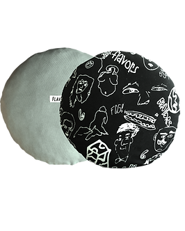 Milksnake x Flavors Pillow