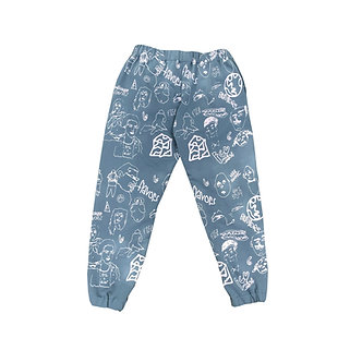 Milksnake x Flavors French Terry Sweatpants