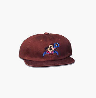 Underdog 6 Panel Low Crown Hat