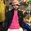 Thumbnail: Earth Tone Cotton Bucket Hat