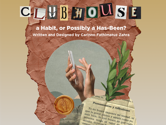 """Monthly Content #1: """"Clubhouse: a Habit, or Possibly a Has-Been?"""""""