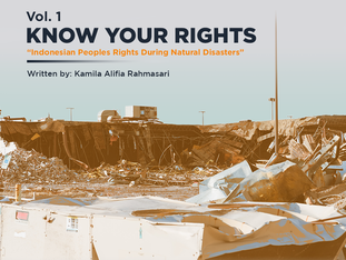 KYR #1: Indonesian People Rights During Natural Disasters