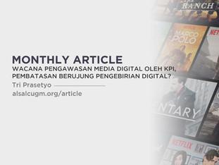Wacana Pengawasan Media Digital Oleh KPI, Pembatasan Berujung Pengebirian