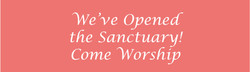 We've Opened the Sanctuary 4