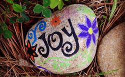 Joy Painted Rock for Website 2021.9.23