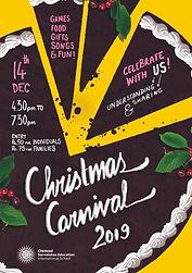Sarvalokaa's Christmas Carnival - Poster