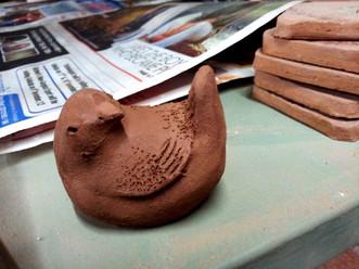 The Terracotta Bird