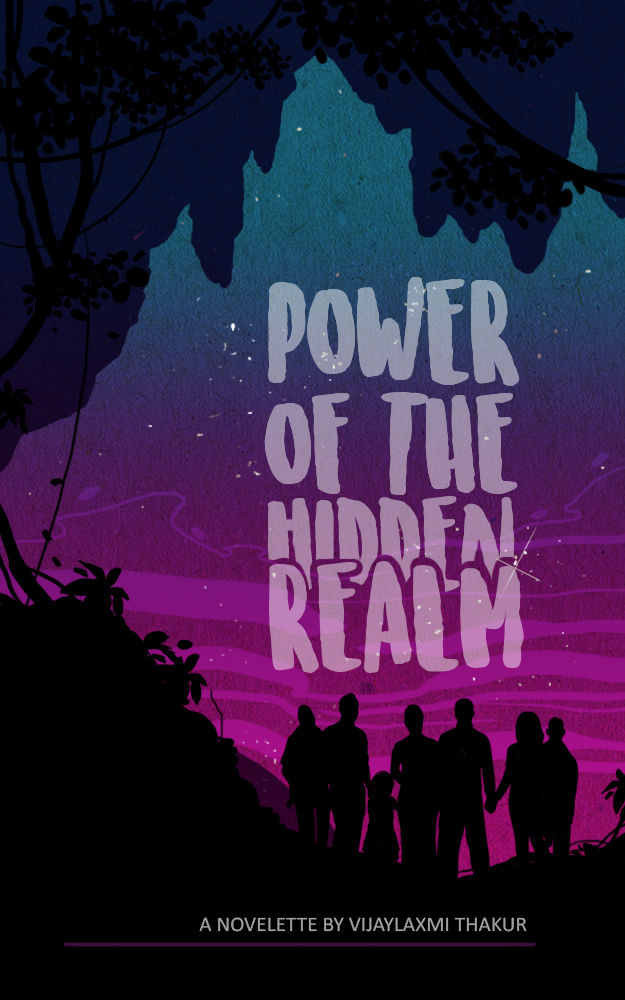Power of the Hidden Realm - E-Book
