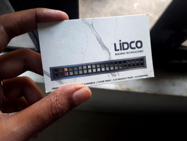 Lidco Business Card