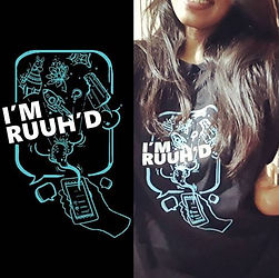 Ruuh's Tee