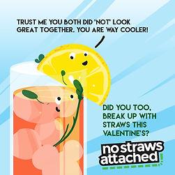 No Straws Attached