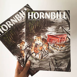Hornbill - Leopard Rescue