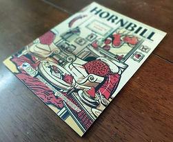 Hornbill - Trafficking Wildlife