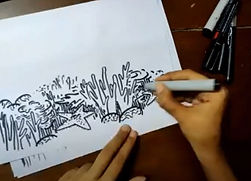 Draw a Coral Reef