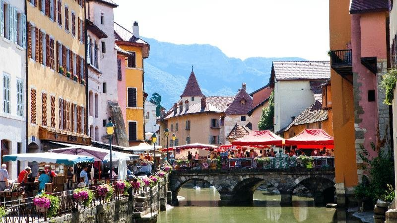 ANNECY (OT Lac Annecy)