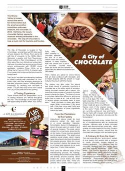 VALRHONA CITY OF CHOCOLATE