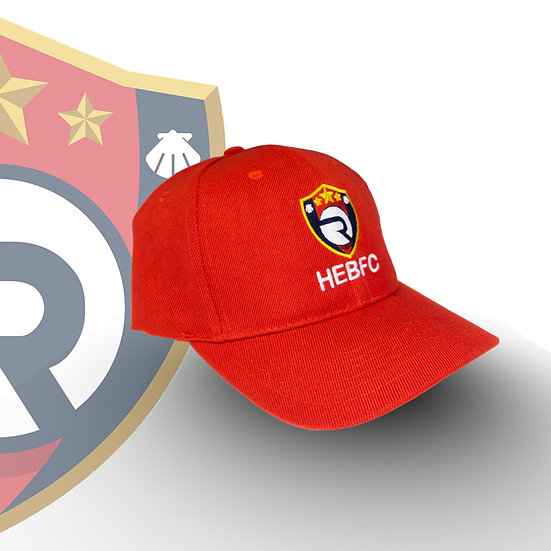 HEBFC CAP RED