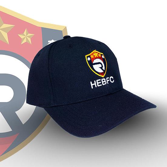 HEBFC CAP NAVY