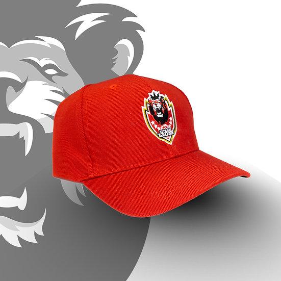 FITZROY LIONS RED CAP