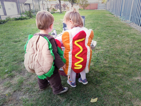 Inclusive Halloween Ideas for Food Allergy Kids