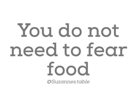 You Do Not Need to Fear Food During the COVID-19 Crisis