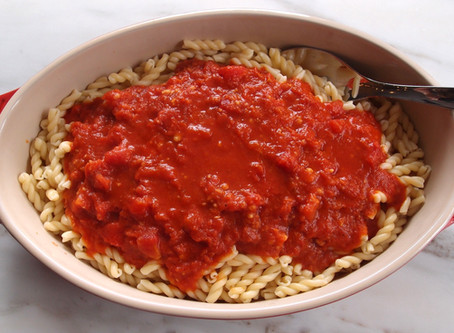 Boost Nutrition in Ready-To-Serve Pasta Sauce