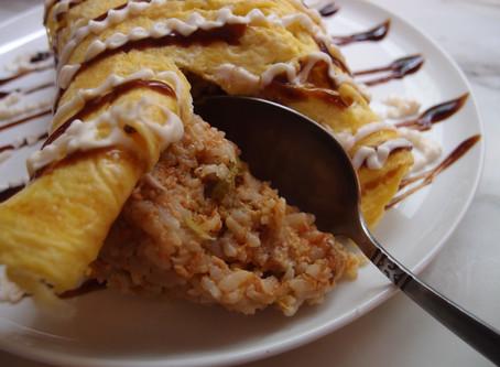 OMU-RICE, Ultimate Breakfast for Diner