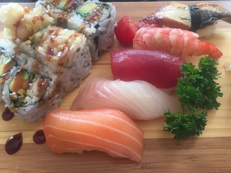 Safe Sushi Practises for Little Ones
