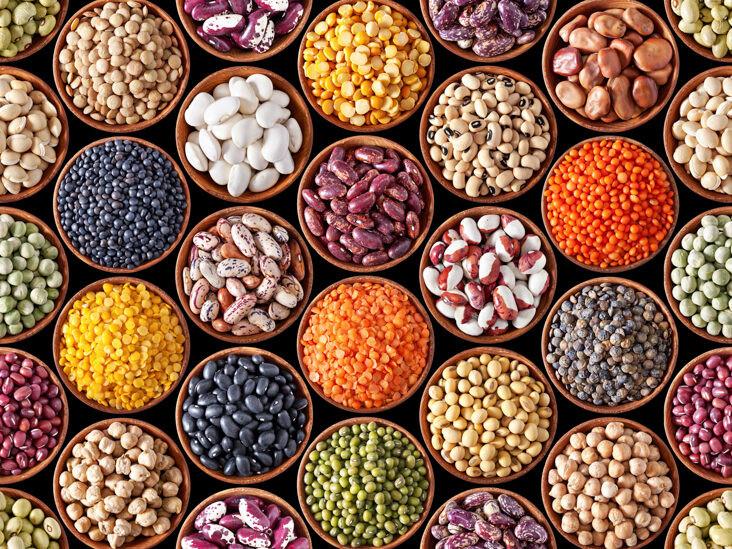 high fibre pulses and legumes