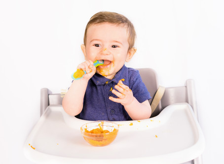 6 Tips to Transition Babies on Purees to Soft Finger Foods