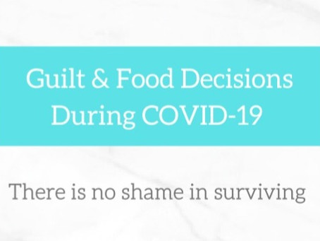 The Challenges of Feeding Your Family During COVID-19
