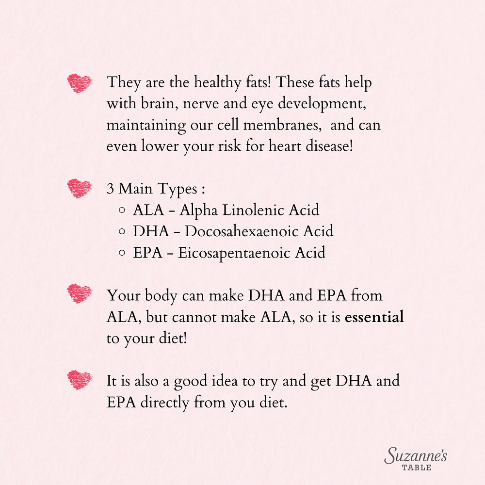 what are omega 3 fatty acids, simple explanation