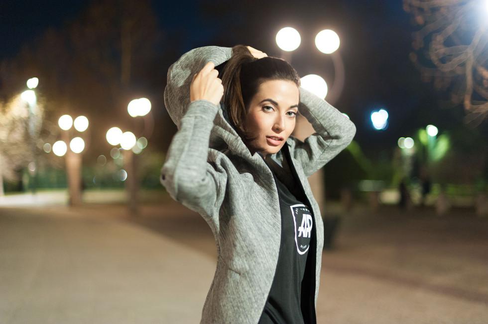 Giulia Valentina _ Adidas _ Grazia.it
