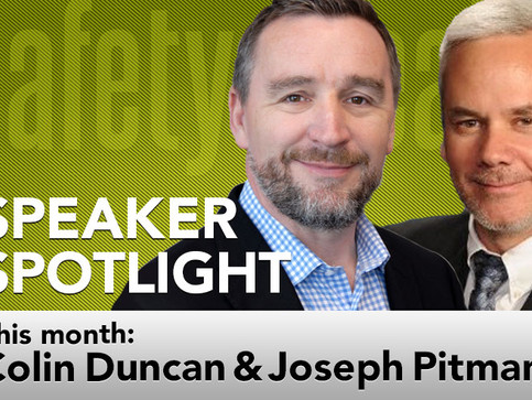 Speaker Spotlight: Safety, reliability and maintenance: 7 steps to optimize performance