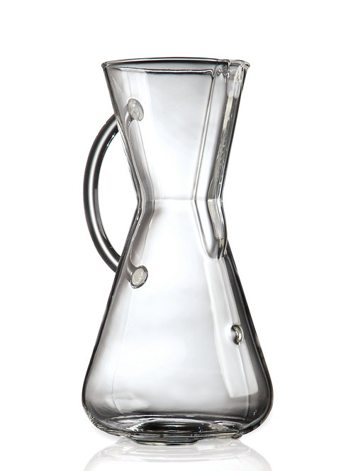 3 Cup Chemex Glass Handle