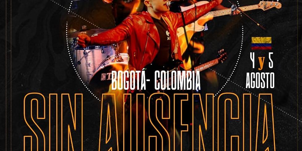 Presencial:   Sin ausencia   segundo concierto
