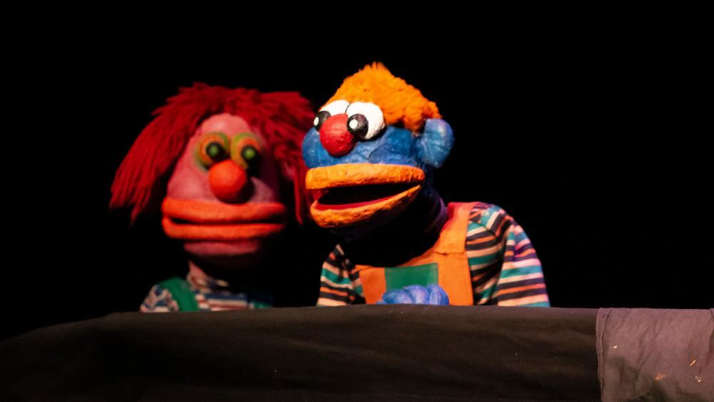 Tito y Tato, Personajes principales de Los Espíritus lúdicos