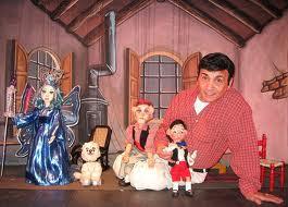 Las marionetas de Jaime Manzur