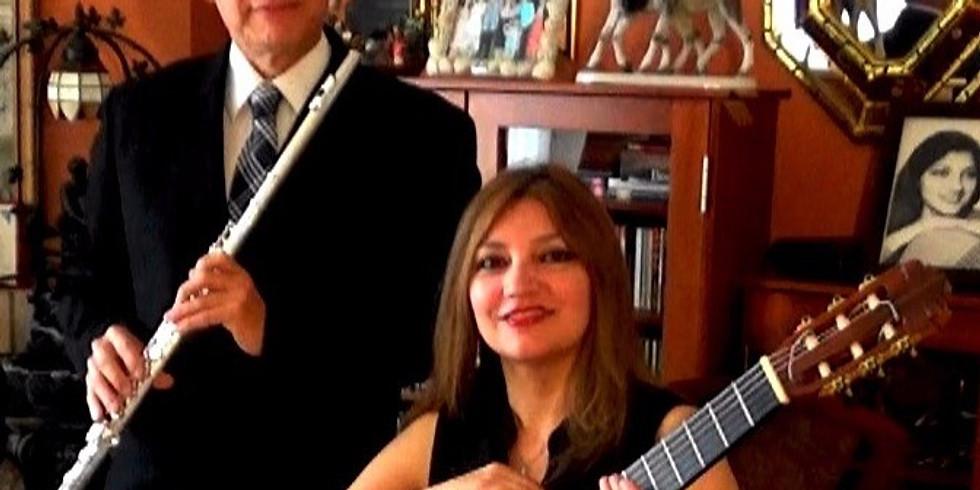 Recital de flauta y guitarra