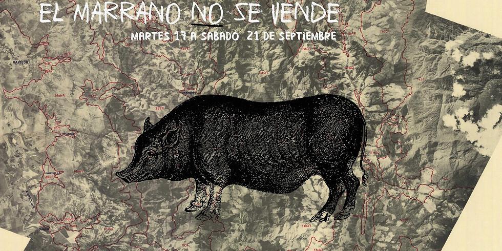 El Marrano no se Vende - Así Mismo, Østvang/Valencia/Ruiz/De Mendoza, Neck Talese, Julián Meneses / Daniel González