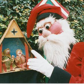 La Navidad y los pesebres en Santa Fe de Bogotá