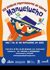 XIX Festival Internacional de títeres Manuelucho