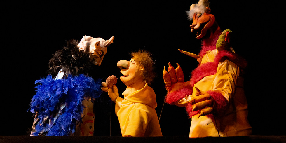 Festival Manuelucho (Presencial) Gárgola y quimera