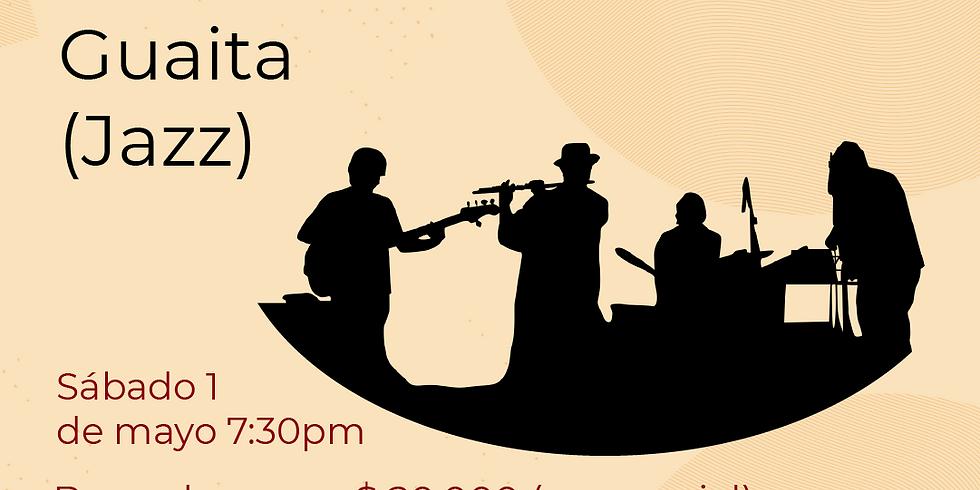 Presencial:  Guaita  vivo en el Festival de Blues & Jazz Libélula Dorada 2021| (1)