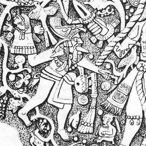 El titiritero Maya