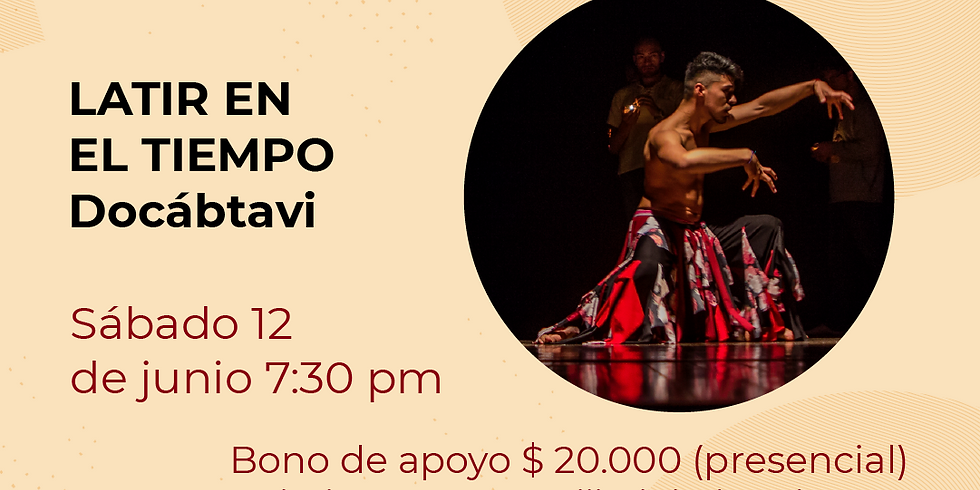 Presencial:  Docábtavi Danza contemporánea Libélula Dorada 2021|   (4)