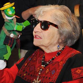 Mireya Cueto, una matriarca creadora y lúcida